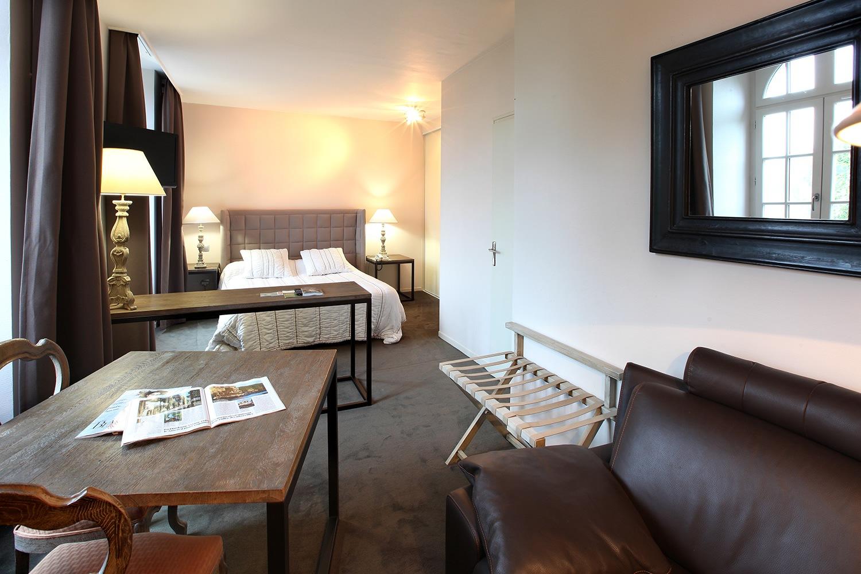 Chambres Modernes à Rennes - Hotel *** Restaurant Le Germinal